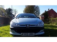 Peugeot 206 1.4 8v S 5dr (a/c) everyday driving smoothly