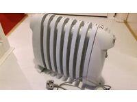 Delongi heater