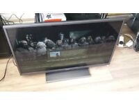 "Hitachi 40"" Full HD Smart LED TV Freeview HD £200"
