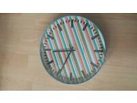 karlsson wall clock gift-tin-box
