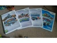 Skylanders for Wii bundle