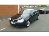 2005 volkswagon golf 1.6 s automatic very well looked after and full service history