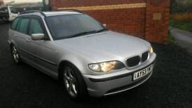 Bmw 320d touring estate long mot