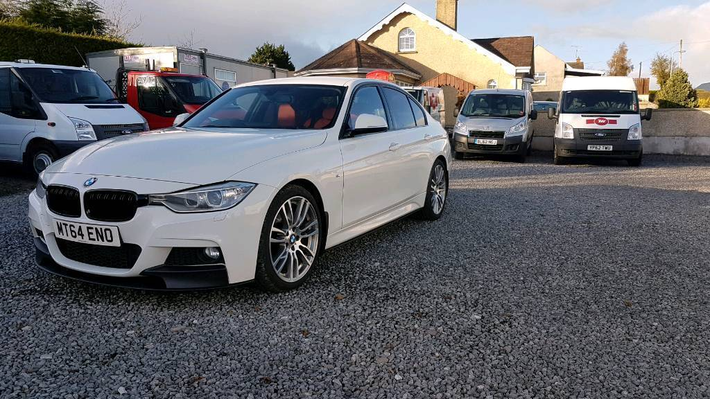 bmw f30 320d m sport in dungannon county tyrone gumtree. Black Bedroom Furniture Sets. Home Design Ideas