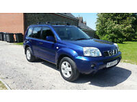 2005 NISSAN X-TRAIL 2.2 DCI 136 SVE - FULL LEATHER - FULL SERVCIE HISTORY (12 STAMPS)