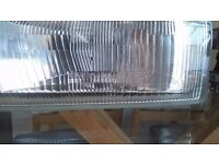 new, not used pair of Subaru impreza clear head lights for 1998- 2001 models.