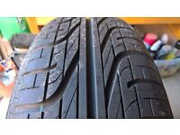 "NEVER USED! Pirelli P6000 15"" Tyre On Rim, 5 Stud."