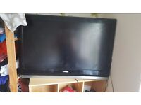 "Toshiba 36"" built in freeview tv"