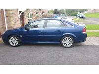 vauxhall vectra 150 brake automatic