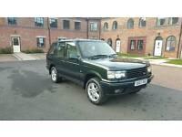 2000 Range Rover 4.0 HSE LPG fully loaded
