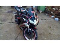 GSXR K8 600cc