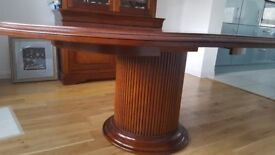 Grange Designer Table & 6 Chairs - SHOWROOM CONDITION !!!!!