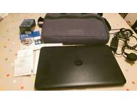 HP laptop- virtually brand new