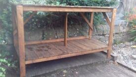 Large workbench / garden table