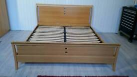 Pending Collection Super King Size Bed Frame