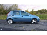 2003 Fiat Punto 1.2 Active 8V 5 Door Manual Petrol - MOT October 2017 - 84880 Genuine Miles