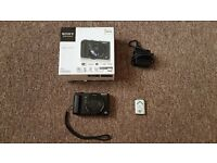 Sony HX50V HX50 V HX 50 V Digital Camera Camcorder 20.4MP GPS