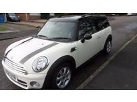 Mini Cooper Clubman 1.6 TD (2010) Very low mileage, one lady owner and garaged!