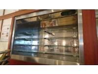 Victor cafe wall fridge