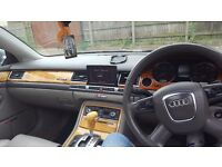 Audi a8 s line 3.0tdi nice condition