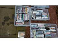 job lot of various dvd easy couple of hundred