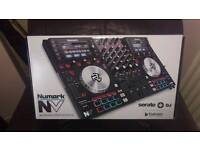 Numark NV 4 channel DJ controller £375