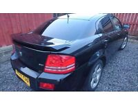 Dodge Avenger 2.0 crd (passat engine)