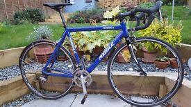 Ribble Winter Audax Road Bike 105