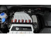 GOLF MK5 R32 ENGINE 81.000Miles 3.2 PETROL BUB