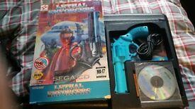 Sega Leathal Enforcers Gun