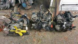 Ford V4 engines x 5