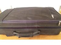 Double clarinet case with shoulder straps