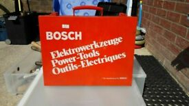 **VINTAGE**BOSCH**JIGSAW**WITH OFFICIAL BOSCH SAW BLADE**EXCELLENT CONDITION**MORE TOOLS AVAILABLE**