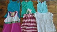 Lot of Girls Clothing Size 10-12 / Lot linge filles 10-12 ans