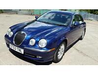 2004 Jaguar s type 3.0se excellent