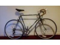 Dawes Jaguar Men's Vintage Racing Bike Reynolds 531 Tubing