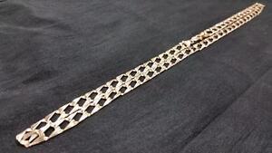 "23"" Cuban Link 10K Gold Chain"
