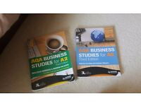 A-Level Business Studies books