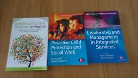 Social work/callaborative working books