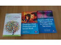 Social work/callaborative working books
