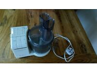 Moulinex Masterchef 360 food processor with accessories in very good condition