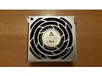 HP PROLIANT ML370 G5 SERVER FAN ASSEMBLY HOT PLUG 120MM - 384884-001