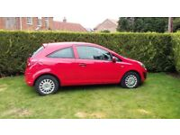 2013 Vauxhall Corsa 1.0 ecoFLEX S 3d 33,470miles - good condition
