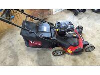Toro Timemaster 30 inch Heavy duty lawn [etrol mower self propelled