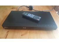 LG BD650 1080P Blu-Ray Player
