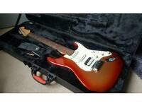 Fender American Deluxe Shawbucker Stratocaster