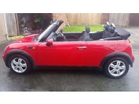 2005 Mini One Convertible - Good Condition - 68,000 Miles - 1.6 Petrol