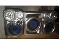 speakers panasonic