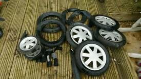 Quinny Buzz wheels etc