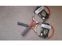 Brand new ×2 tennis rackets